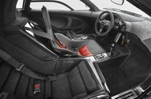 McLaren seats