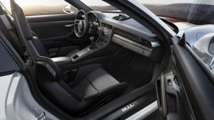 Porsche 911 R Seat