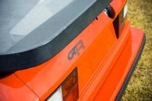 Porsche 924 Carrera GTR rear