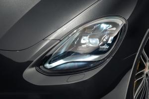 Porsche Panamera headlight