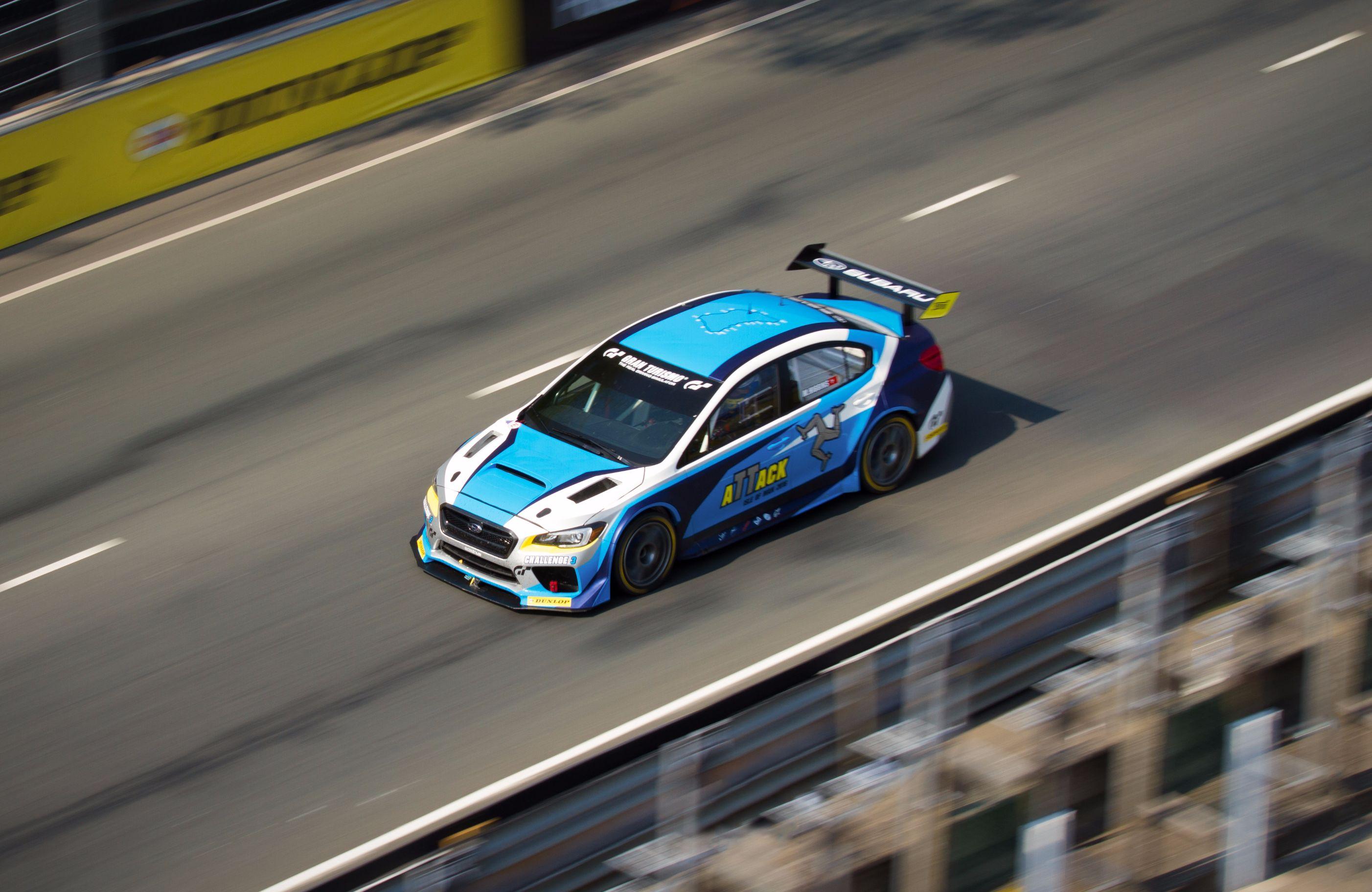 Subaru WRX Time Attack 3