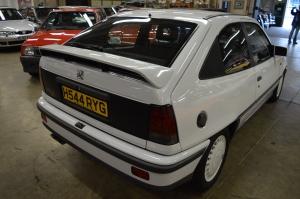 Vauxhall Astra MK2 GTE rear