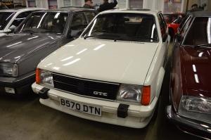 Vauxhall Mk1 Astra GTE