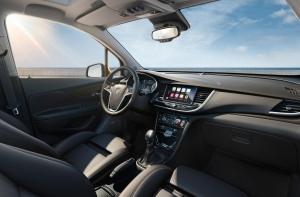 Vauxhall Mokka X inside