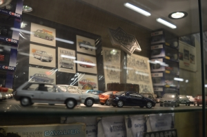 Vauxhall model cars