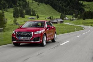 Audi Q2 frontend