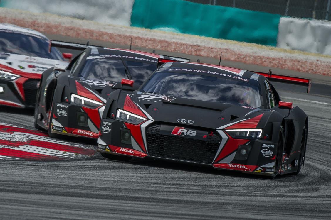 Audi R8 race car 2