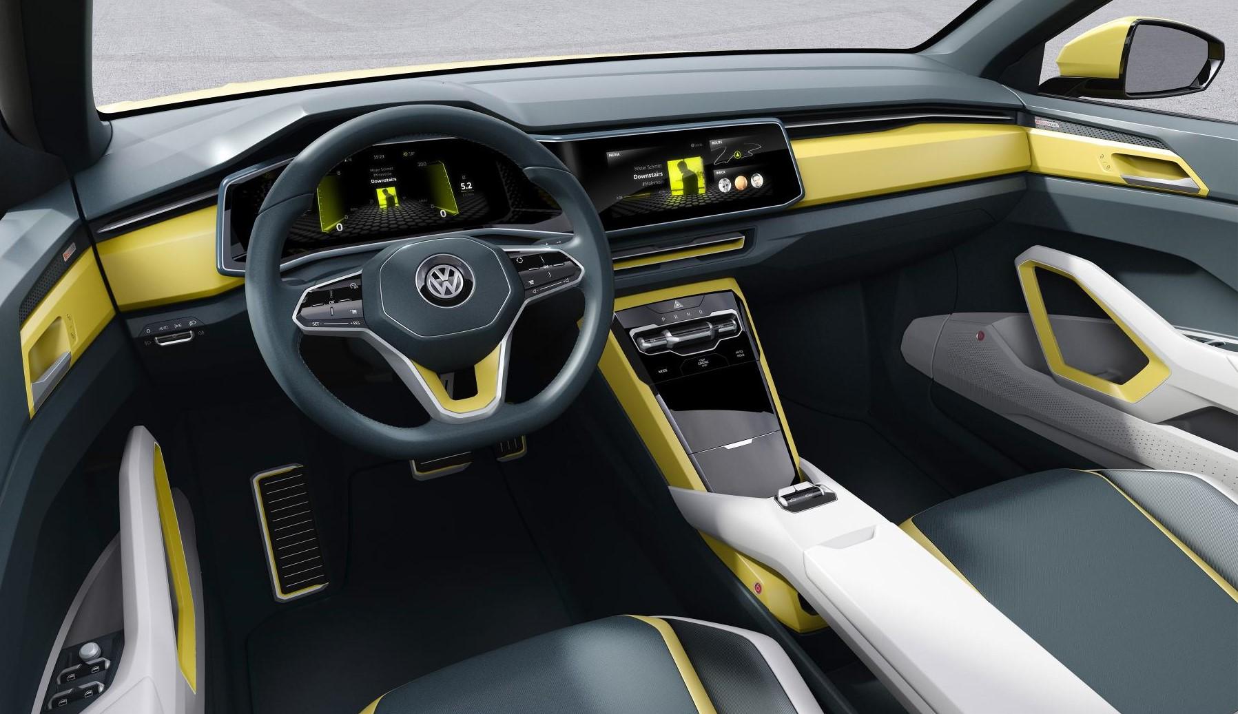 VW T-Cross Breeze dash (2)