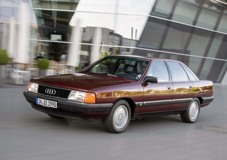 Audi 100 TDI 1989