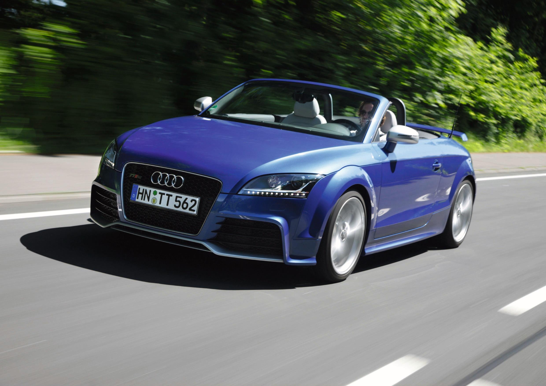 Audi TT RS 360PS