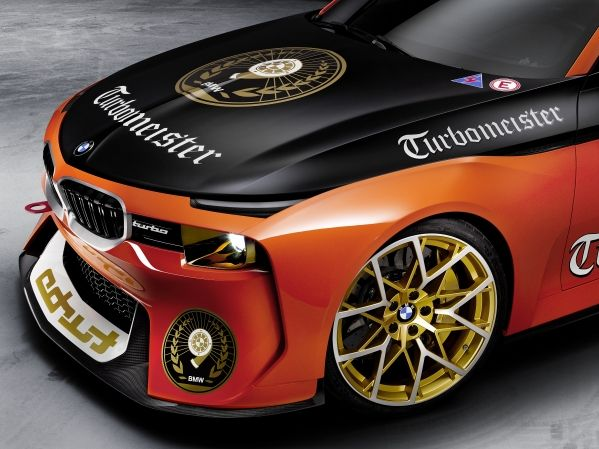 BMW 2002 Hommage front wing