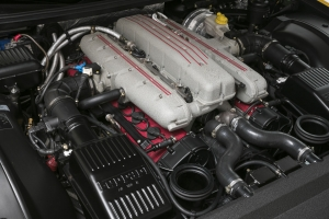 Ferrari Barchetta engine