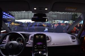 Renault Scenic Dashbord