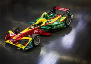 Audi Formula 2016-2017