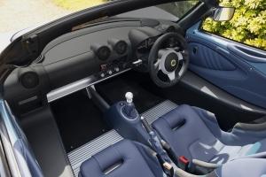 Lotus Elise 250 inside