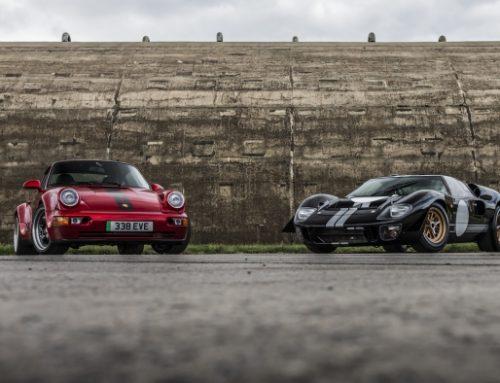 EVERRATI AUTOMOTIVE ELECTRIC 911 AND GT40. Car news.