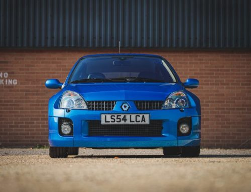 2005 RENAULT CLIO V6 PHASE 2 for sale. Used car auction watch.