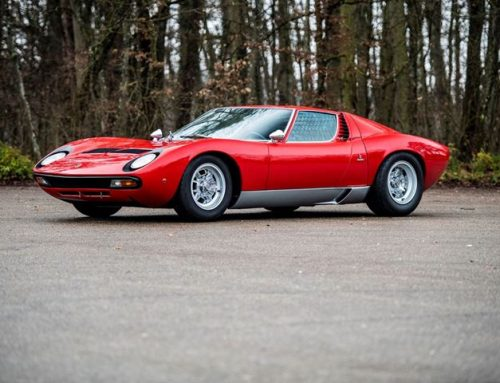 LAMBORGHINI MIURA SV AND COUNTACH LP400 SELL FOR RECORD PRICES. Used car auction watch.