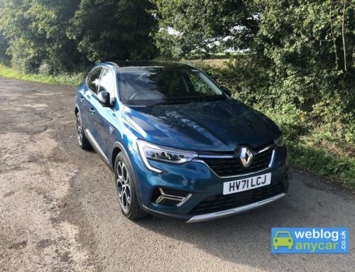 THE ALL-NEW RENAULT ARKANA. Short review.