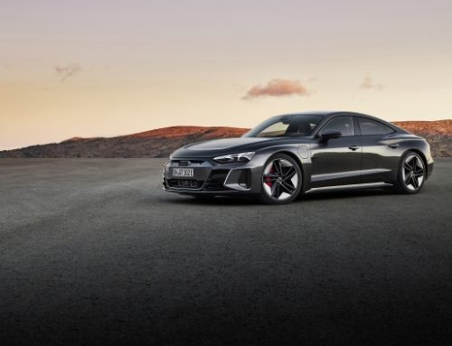 THE NEW AUDI e-tron. New car news.