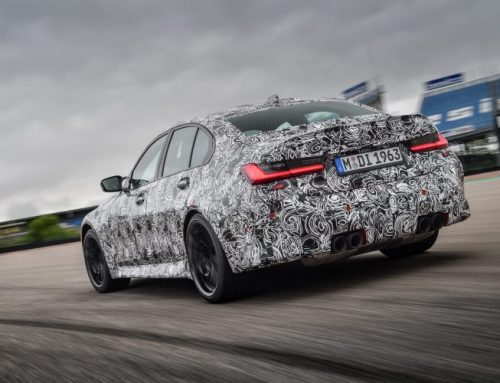 NEW BMW M3 SALOON AND M4 COUPE COMING SOON. New car news.