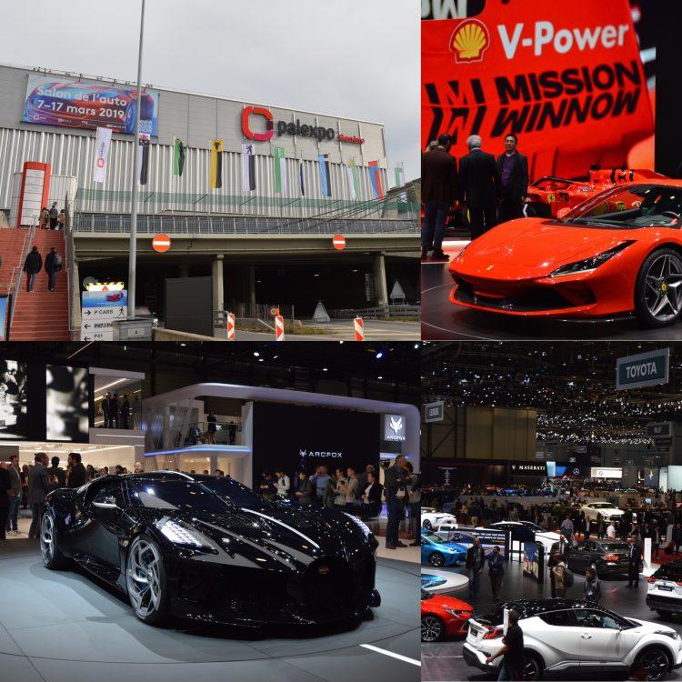 THE GENEVA INTERNATIONAL MOTOR SHOW 2019. Motor show blog.