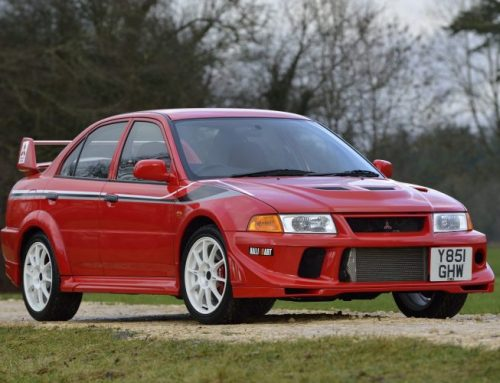 20TH ANNIVERSARY OF THE MITSUBISHI LANCER EVOLUTION. Car news.