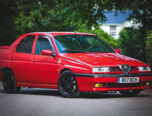 RARE ALFA ROMEO 155 SOLD AT AUCTION. Auction Car Watch.
