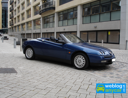 ALFA ROMEO SPIDER 2.0 litre (916). QUICK BUYERS GUIDE.