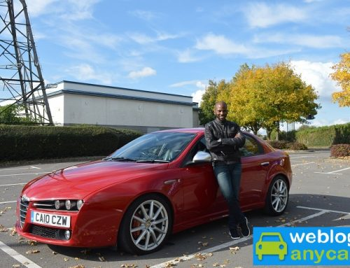 ALFA ROMEO 159 VIDEO REVIEW.