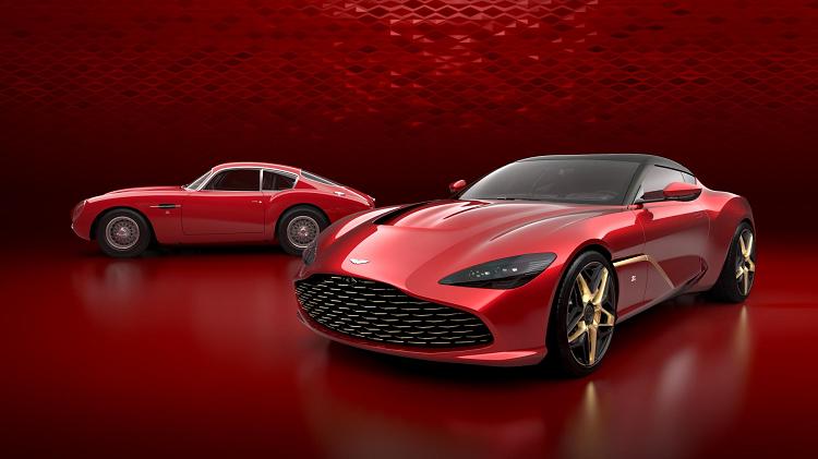 ASTON MARTIN DBS GT ZAGATO. New car news.