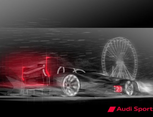 AUDI'S RETURN TO LE MANS. Car news.