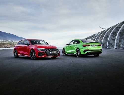 NEW AUDI RS3. New car news