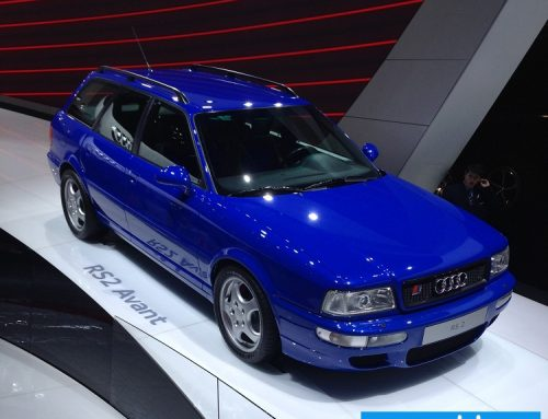 IS THE AUDI RS2 AVANT A SLIGHTLY FORGOTTEN CAR? Carnews.