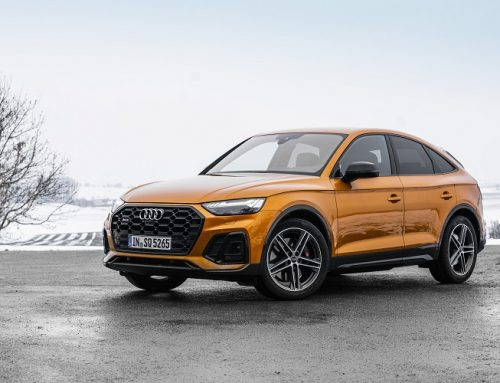 NEW AUDI SQ5 SPORTBACK. New car news.