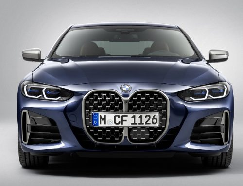NEW BMW 4 SERIES COUPE. New car news.