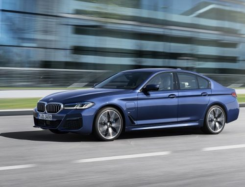 NEW UPDATED BMW 5 SERIES. New car news.