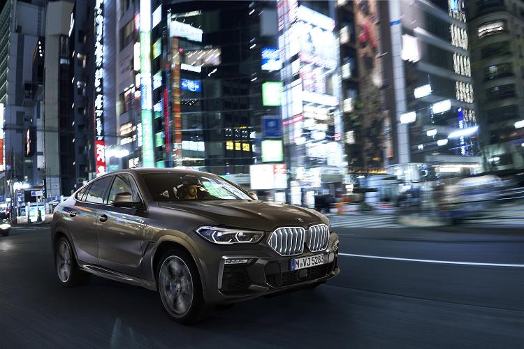 NEW BMW X6. New cars news.