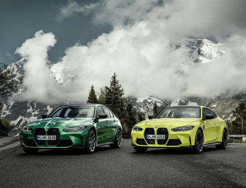 THE NEW BMW M3 COMPETITION SALOON AND M4 COMPETITION COUPE. New car news.