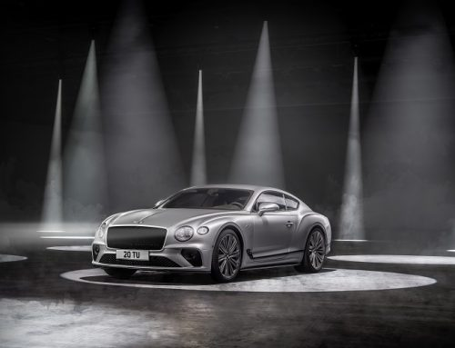 NEW BENTLEY CONTINENTAL GT SPEED. New car news.
