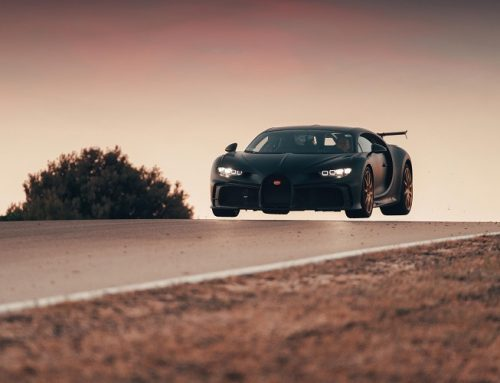 THE BUGATTI CHIRON PUR SPORT. PRODUCTION WILL START SOON. New car news.