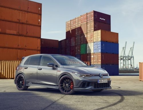 VOLKSWAGEN GOLF GTI CLUBSPORT 45. New car news.