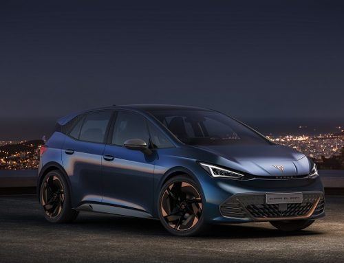 NEW CUPRA EL-BORN. New car news.