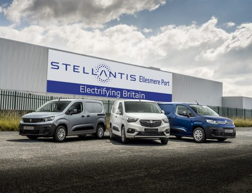 GOOD NEWS FOR VAUXHALL'S ELLESMERE PORT PLANT AND THE UK.