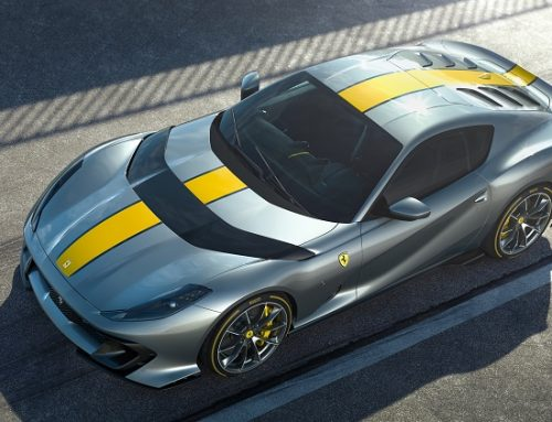 SPECIAL EDITION FERRARI 812 SUPERFAST COMING SOON. New car news.