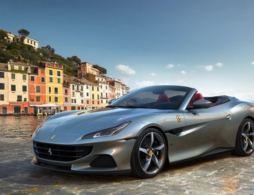 THE NEW FERRARI PORTOFINO M. New car news.