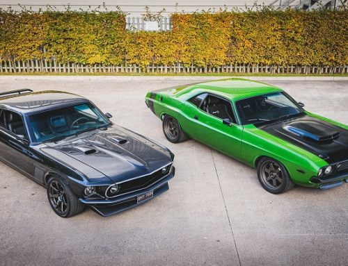 RESTOMOD FORD MUSTANG SVT TERMINATOR COBRA AND DODGE CHALLENGER HELLCAT FOR SALE. Auction car watch.
