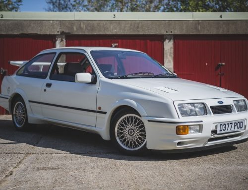 FORD SIERRA RS COSWORTH  FOR SALE. Used car auction watch.