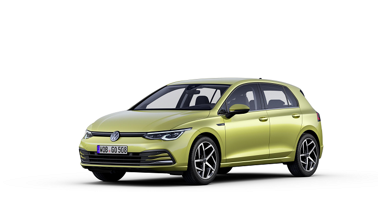 NEW VOLKSWAGEN GOLF. New car news blog.