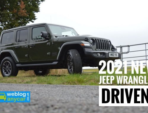 NEW 2021 JEEP WRANGLER 80TH EDITION DRIVEN. Short review.